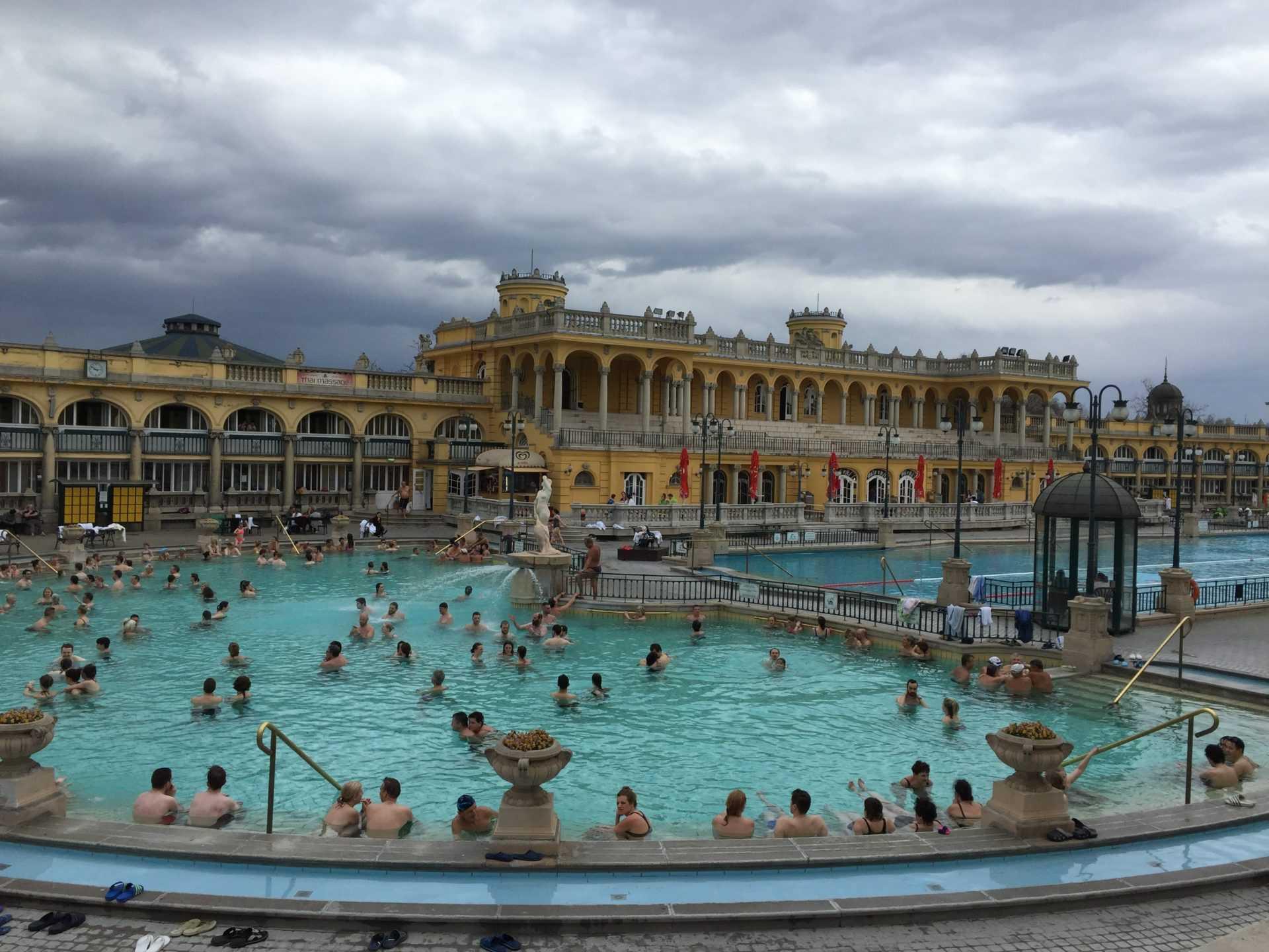 מרחצאות סצ'ני בודפשט 2020 - כרטיסים מחירים וטיפים
