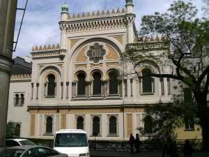 בית הכנסת הספרדי בפראג