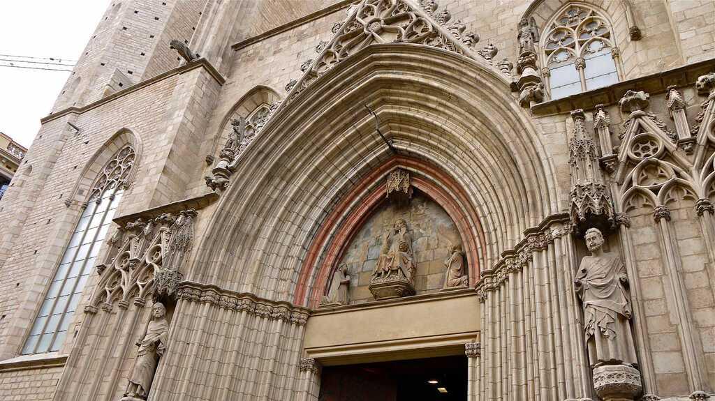 כנסיית סנטה מריה דל מאר בברצלונה - כל הפרטים!