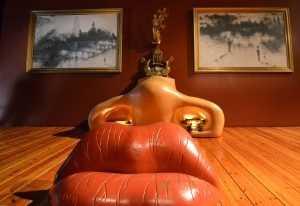 אחת מהמוצגים במוזיאון דאלי בפיגראס