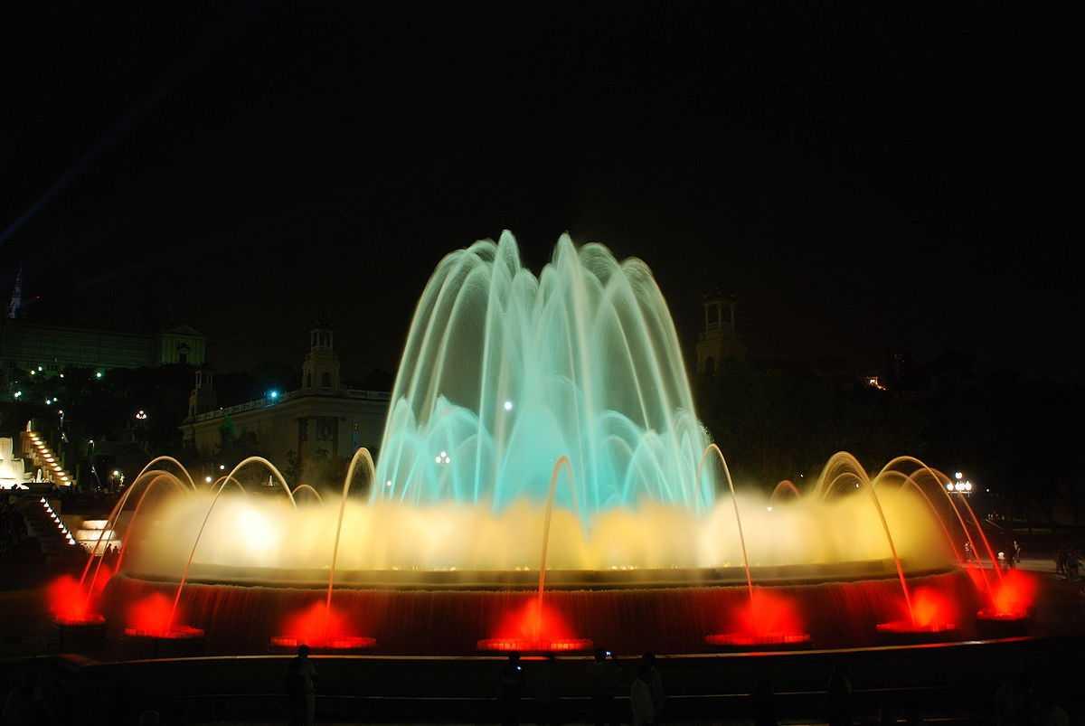 מזרקת הקסם בברצלונה - כל מה שתרצו לדעת