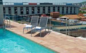מלון NH ברצלונה סטדיום