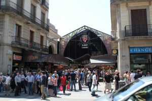 שוק בוקריה בברצלונה - כל הפרטים החשובים