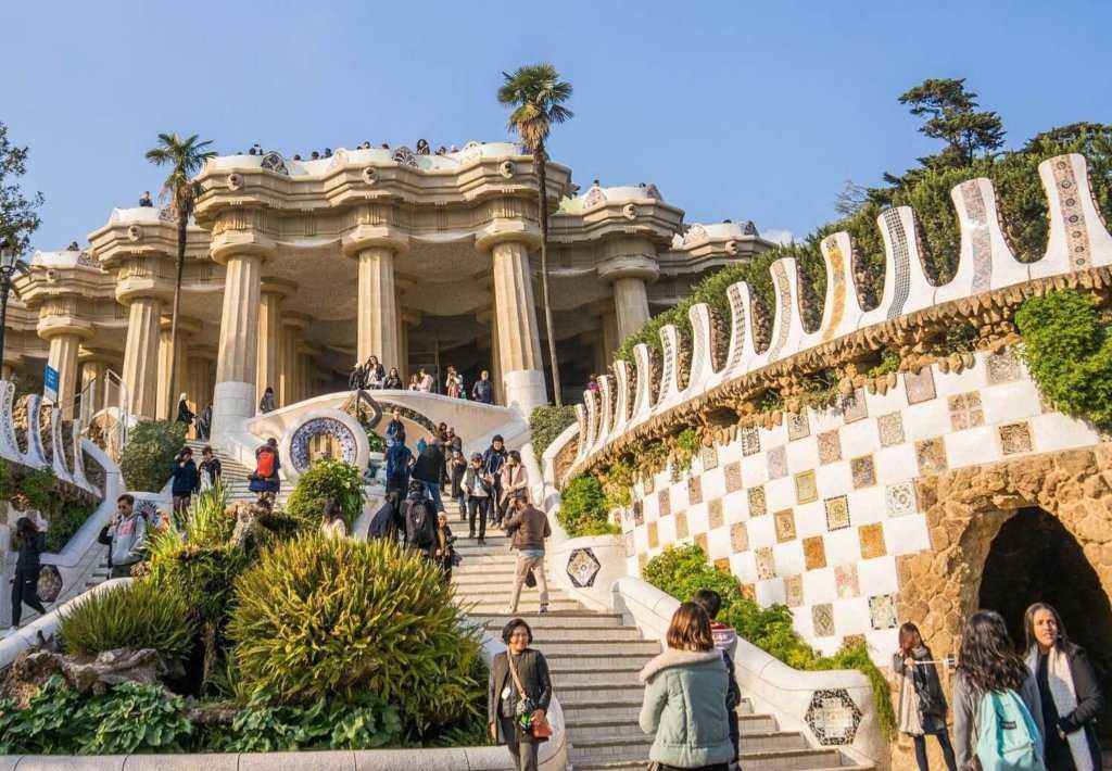 פארק גואל בברצלונה