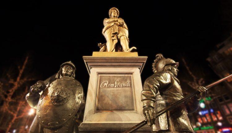 כיכר רמברדנט 2