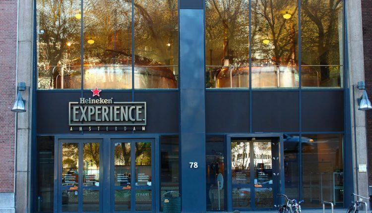 מוזיאון הייניקן אמסטרדם - כרטיסים ומחירים