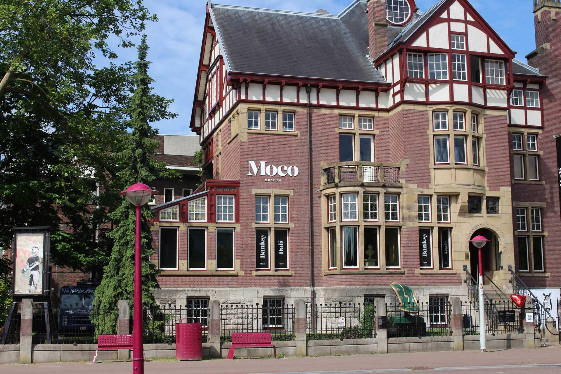 מוזיאון מוקו באמסטרדם 2021 - כרטיסים ומידע נוסף