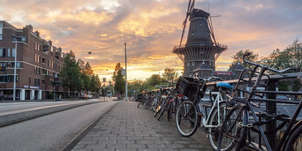 אמסטרדם מטיילים בעולם