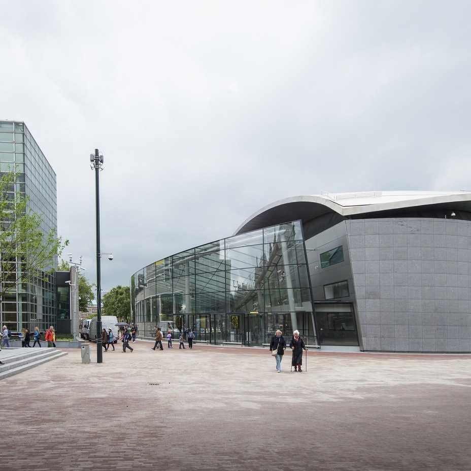 מוזיאון ואן גוך 1