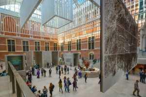 כרטיסים למוזיאון רייקסמוזיאום אמסטרדם 1