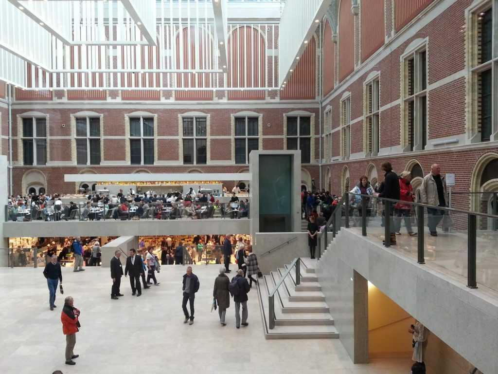 כרטיסים למוזיאון רייקסמוזיאום אמסטרדם 5