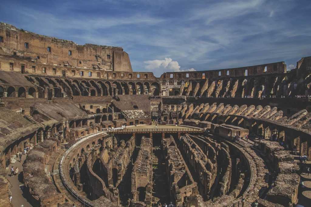 כרטיסים לקולוסיאום רומא 2018