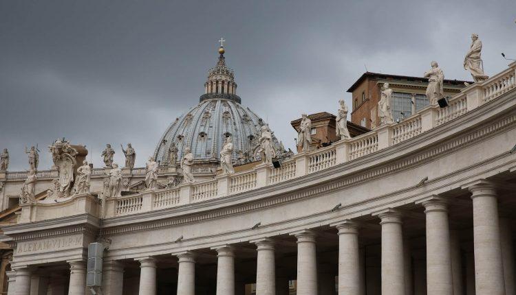 בזיליקת פטרוס הקדוש ברומא 5