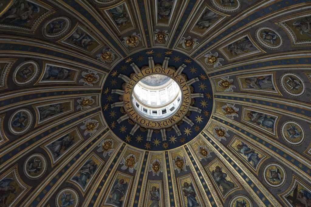 בזיליקת פטרוס הקדוש ברומא 6