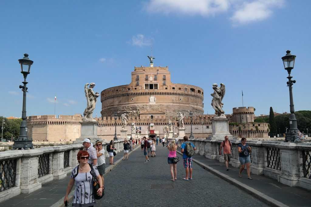 מצודת סנטאנג'לו רומא