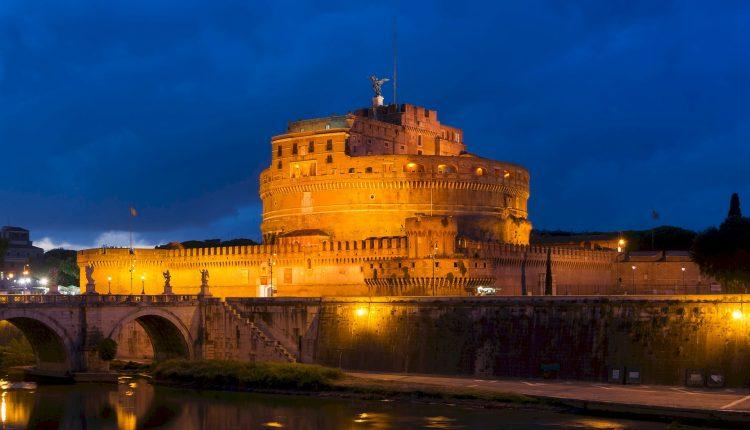 מצודת סנטאנג'לו רומא (2)