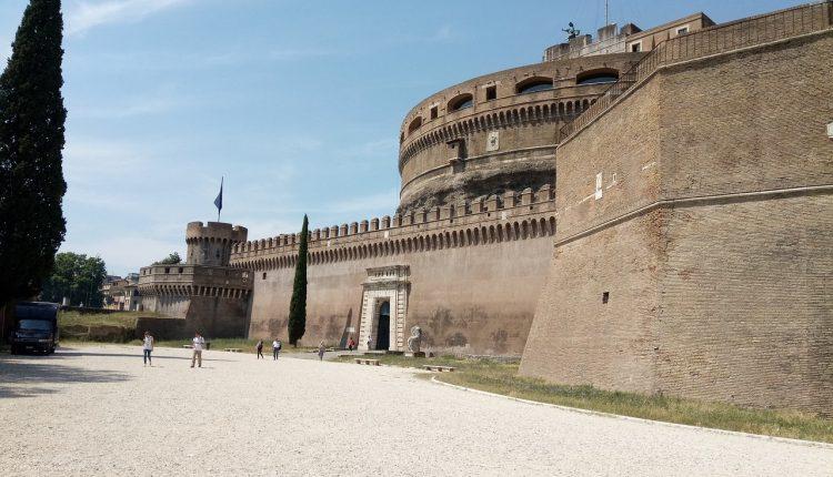 מצודת סנטאנג'לו רומא (3)