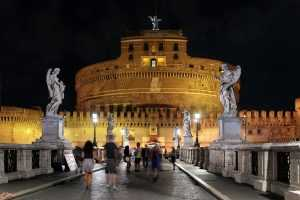 מצודת סנטאנג'לו רומא (4)