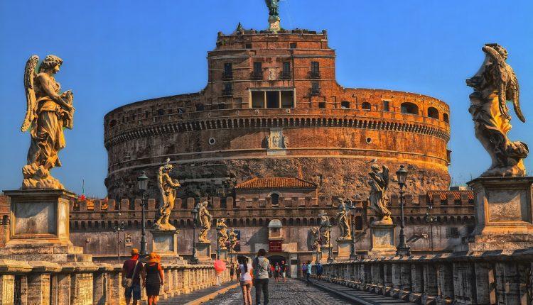 מצודת סנטאנג'לו רומא (5)