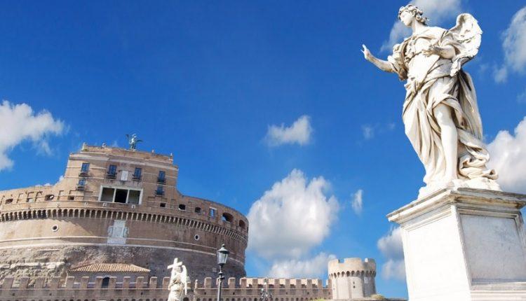 מצודת סנטאנג'לו רומא (7)
