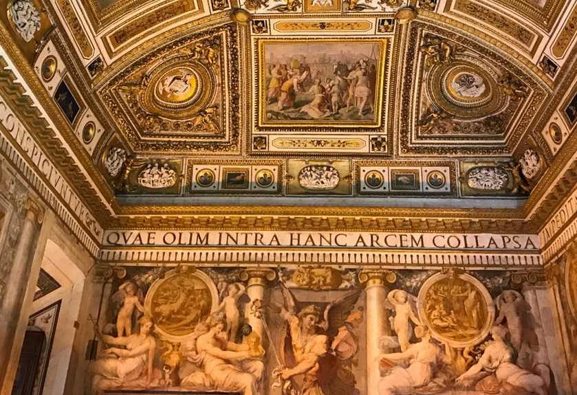 מצודת סנטאנג'לו רומא (8)