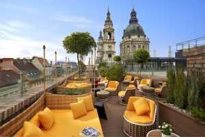 מלון אריה בודפשט