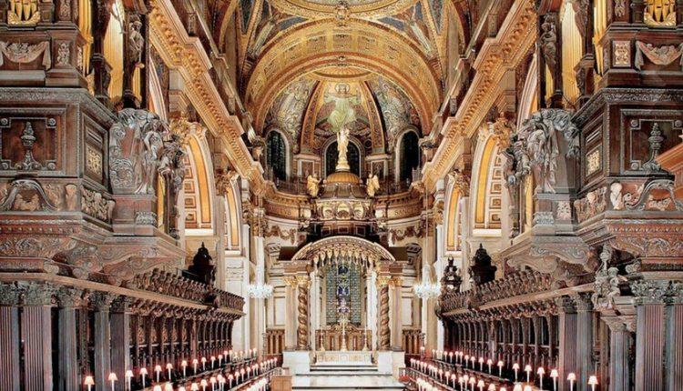 קתדרלת סנט פול 3
