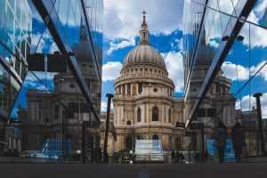 קתדרלת סנט פול לונדון 1