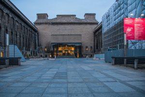 מרהיב גם מבחוץ - מוזיאון פרגמון ברלין