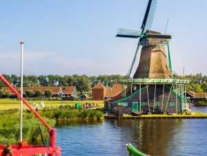וולנדם, זאנסה סכאנס ומארקן 2020 - טיול בכפרי הדייגים בהולנד
