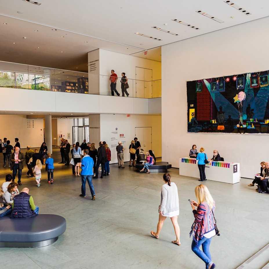 מוזיאון מומה (המוזיאון לאמנות מודרנית) ניו יורק - כרטיסים, מחירים ועוד