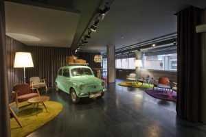 מלונות בברצלונה עם ילדים - מלון ציק אנד בייסיק