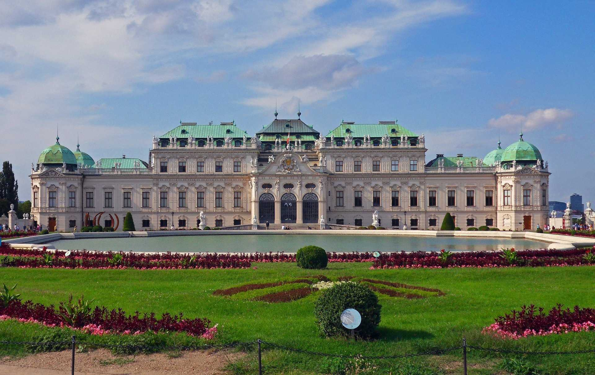 ארמון בלוודר וינה 2020 - כרטיסים, מחירים וכל הפרטים החשובים
