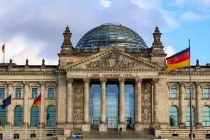 בניין הרייכסטאג ברלין
