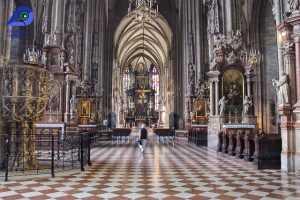 קתדרלת סטפנוס הקדוש - מבט מבפנים