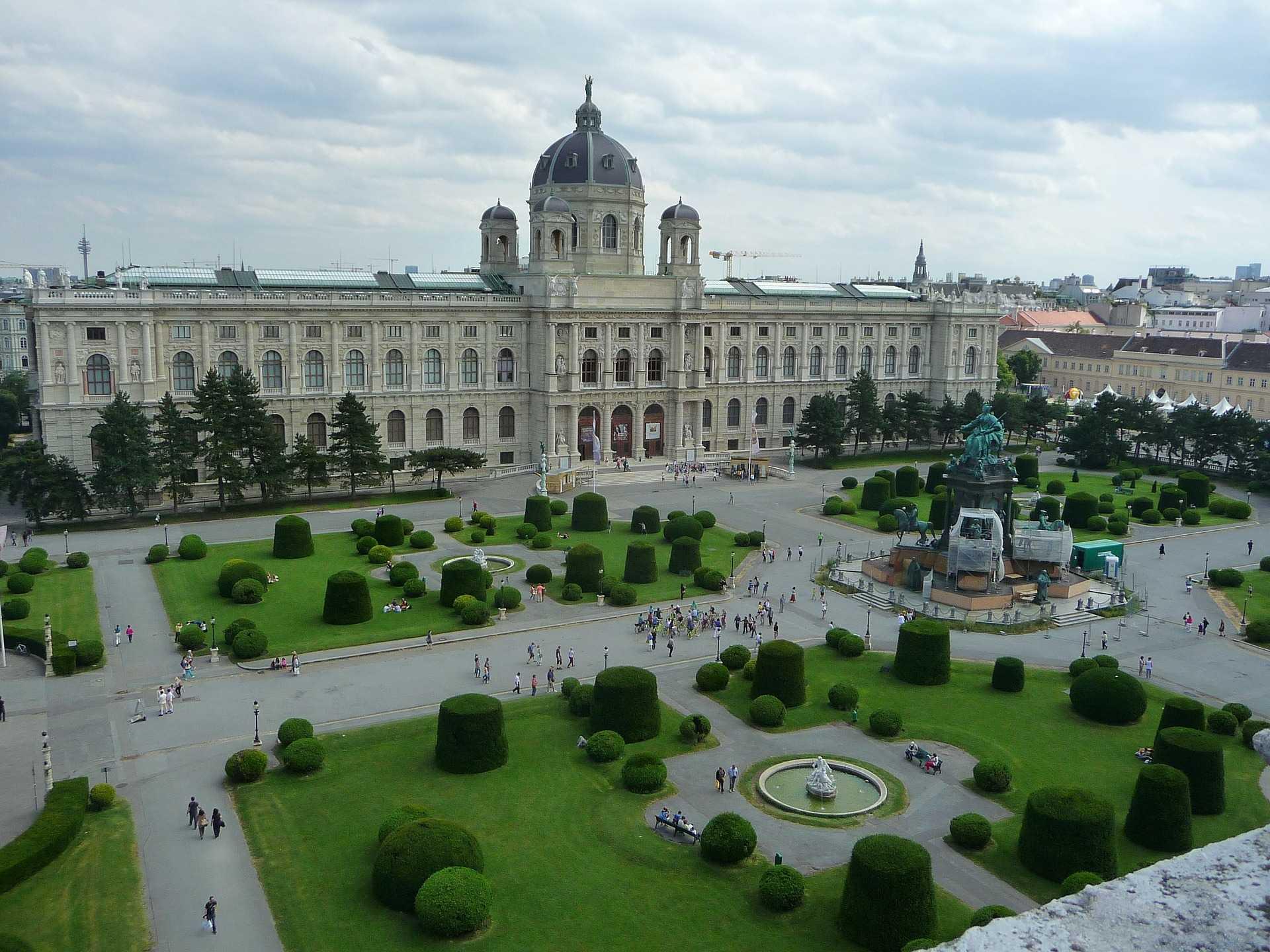 המוזיאון לתולדות האמנות וינה 2021 - המדריך השלם לביקור במוזיאון