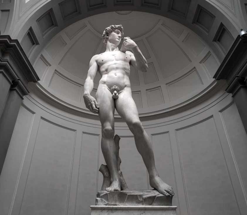 גלריית האקדמיה בפירנצה המדריך השלם