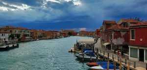 האי מוראנו ליד ונציה