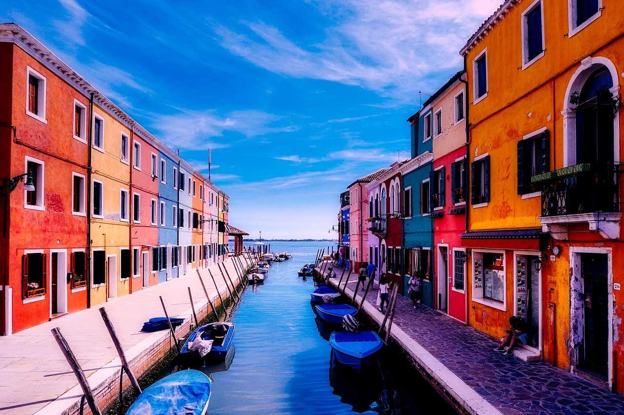 טיול למוראנו בוראנו וטורצלו בונציה