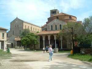 כנסיית סנטה מריה אסונטה באי טורצ'לו