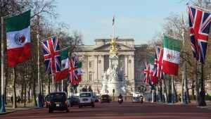 ארמון בקינגהאם לונדון