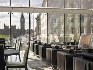 מלון פארק פלאזה ווסטמיניסטר לונדון