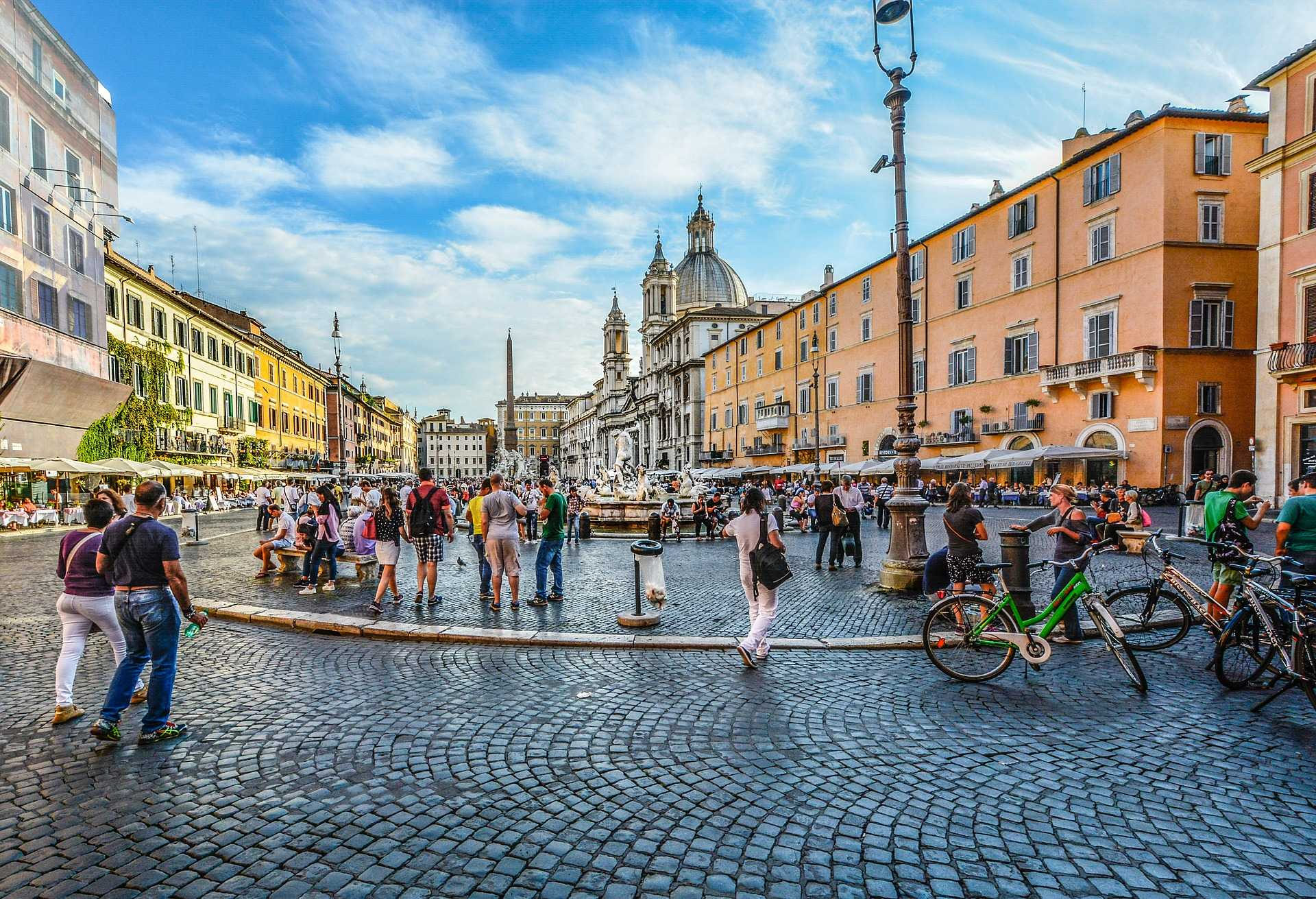 מלונות ליד כיכר נבונה ברומא - אלו הם הטובים ביותר ב-2020!
