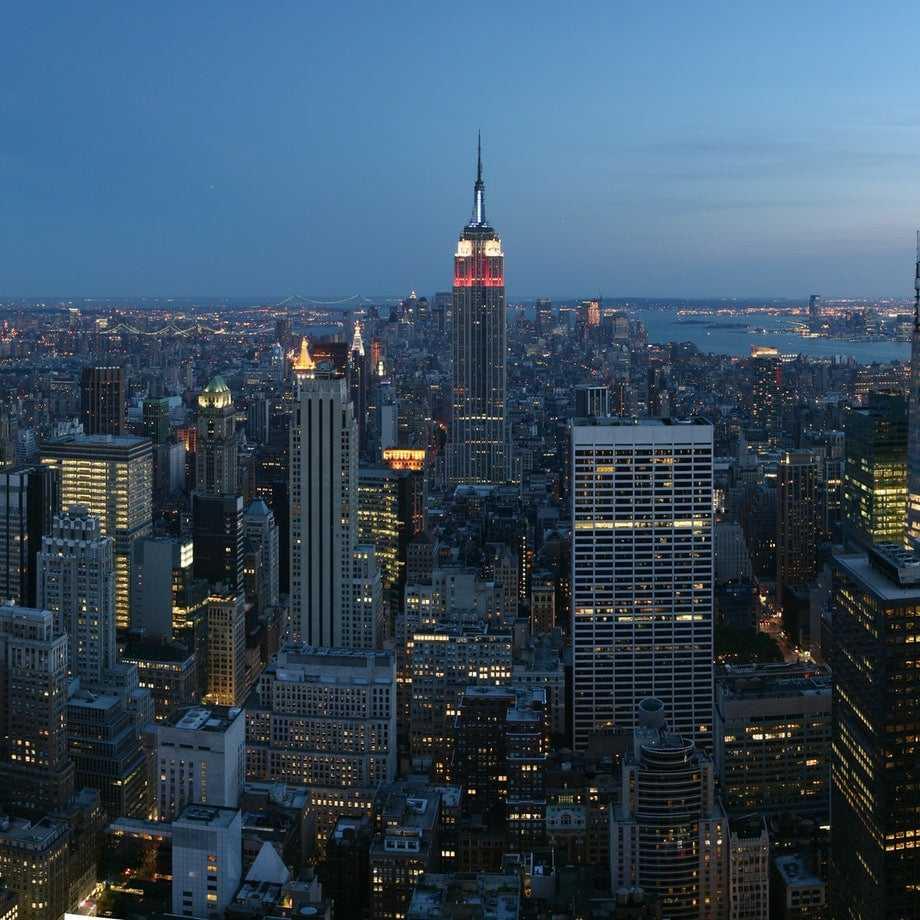 טופ אוף דה רוק במרכז רוקפלר בניו יורק - המדריך למטייל הישראלי 2021