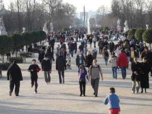 גני טווילרי פריז - כל מה שרציתם לדעת על הגנים הנפלאים בפריז