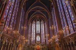 כנסיית סנט שאפל בפריז - כל מה שצריך לדעת לפני ביקור בכנסייה