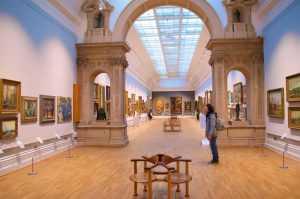 מוזיאון הלובר בפריז - מדריך