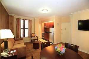 מלון דירות רדיו סיטי ניו יורק