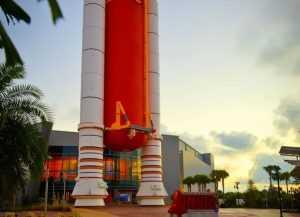 מרכז חלל קנדי אורלנדו