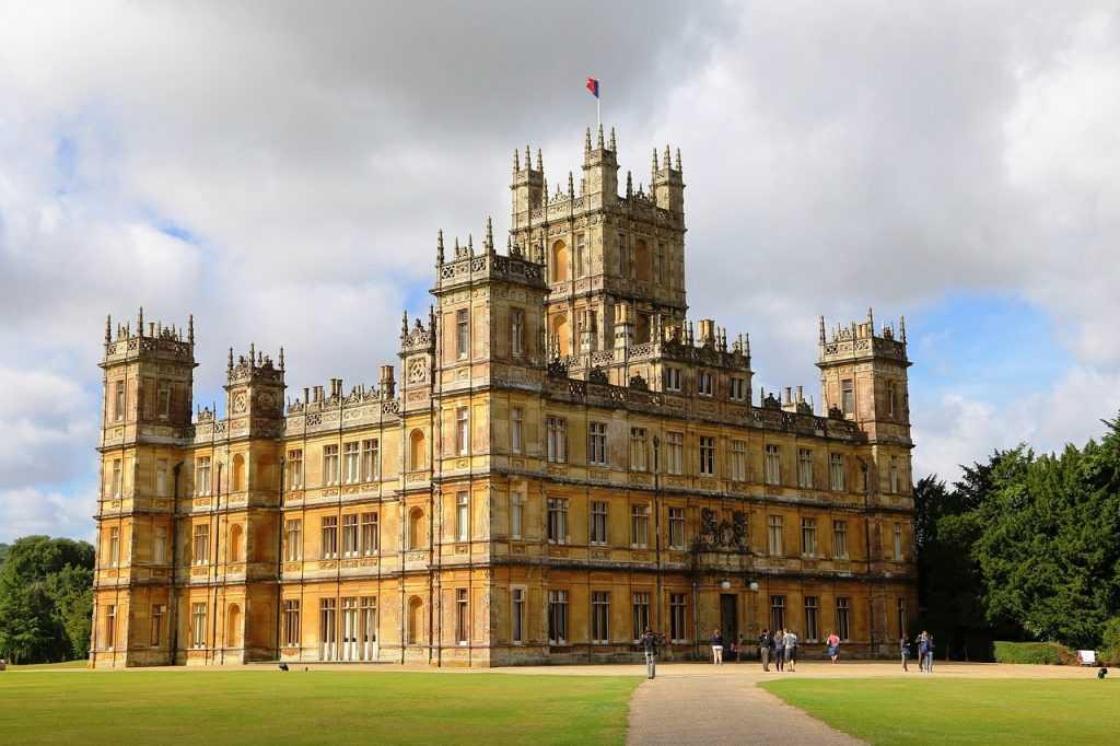סיור לאחוזת דאונטון באנגליה 2021 - איך מזמינים? וכמה זה עולה?